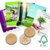"Einkaufschip ""Green Coin"" aus FSC-zertifiziertem Birkenholz"